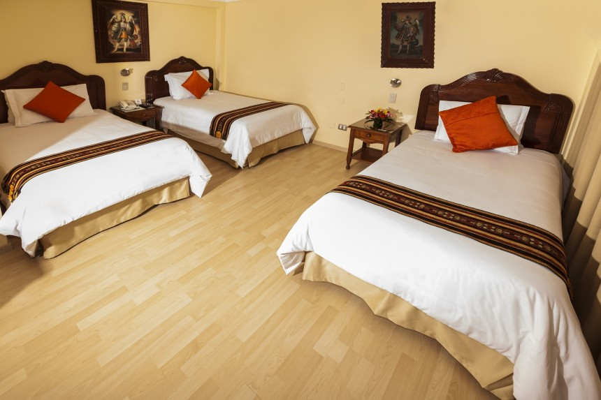 Triple Room - Hotel Agustos Cusco