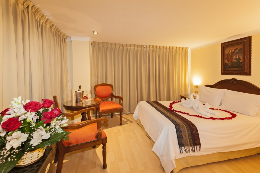 Double Room - Hotel Agustos Cusco