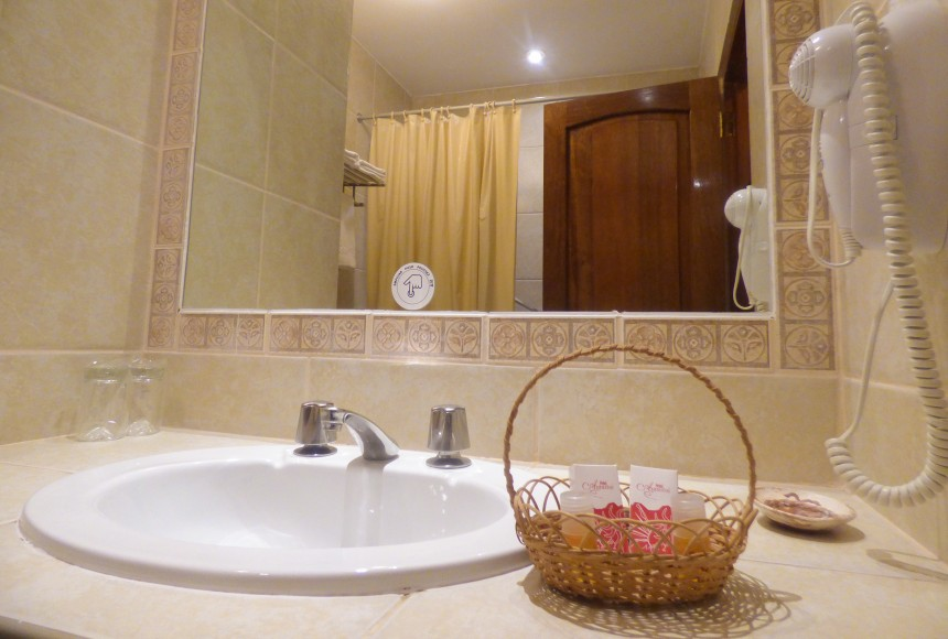 Bathrooms - Hotel Agustos Urubamba